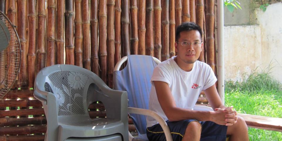 陳健華醫生。(攝於2014年)© Akin Chan