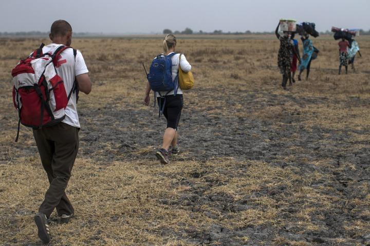 南蘇丹李爾縣 © Siegfried Modola