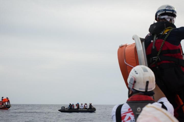 ©Maud Veith/SOS Méditeranée