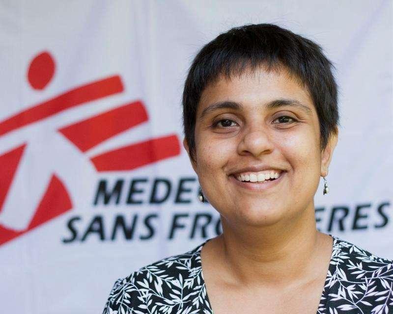 孟甘妮是病者有其藥專案及全球知識產權顧問,也是新冠肺炎倖存者