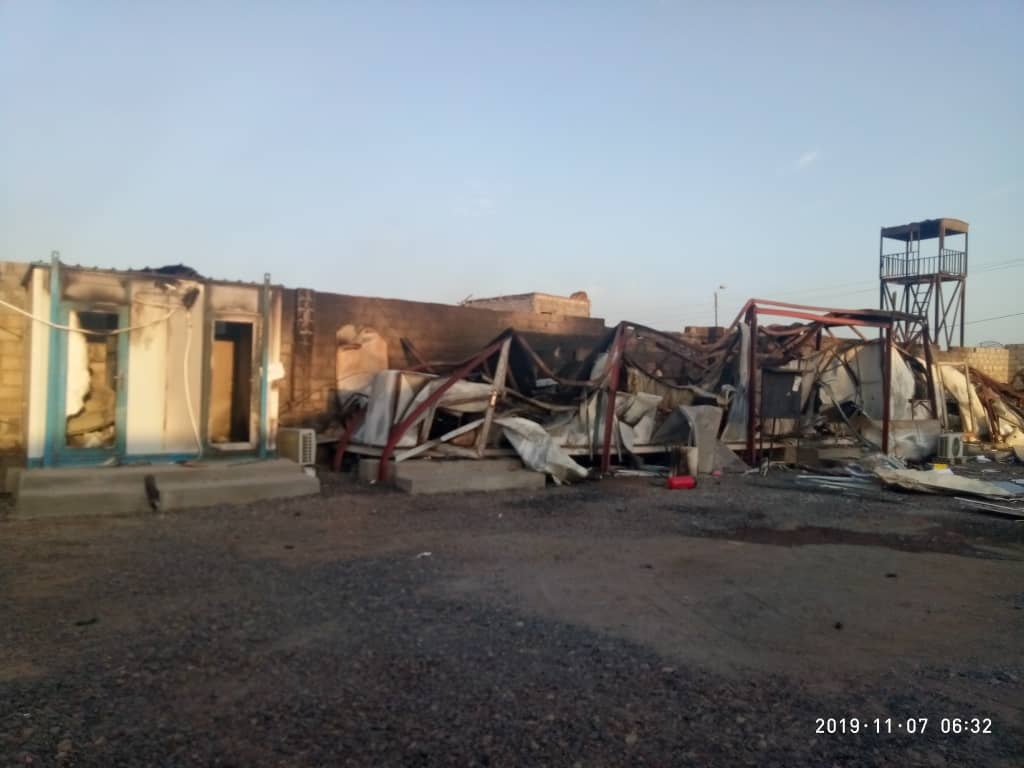 MSF hospital damaged in an attack in Mokha-2.jpg
