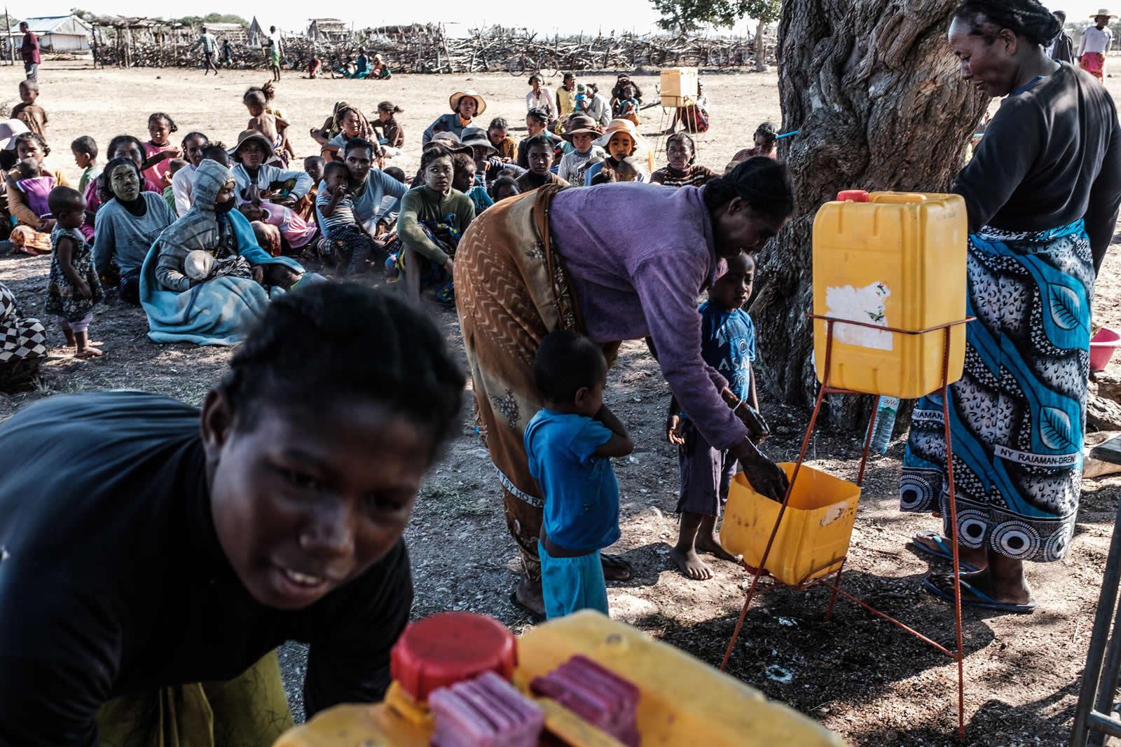 馬達加斯加:分發乾淨用水