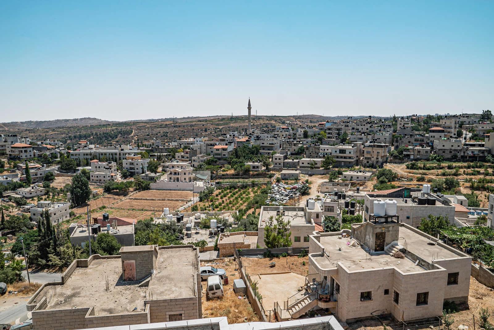 巴勒斯坦佔領區,希伯倫