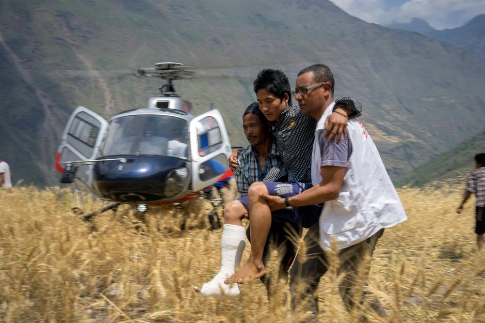 定期捐款能幫助無國界醫生做好準備,援助災民、難民以及遭排拒於醫療體系以外的人群